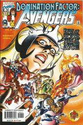 Domination Factor: Fantastic Four -4.8- The Domination factor