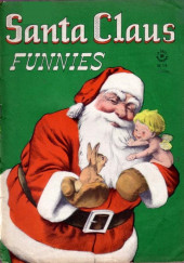 Four Color Comics (Dell - 1942) -128- Santa Claus Funnies