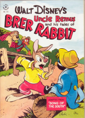 Four Color Comics (Dell - 1942) -129- Walt Disney's Uncle Remus and His Tales of Brer Rabbit