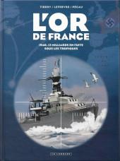 L'or de France -INT- Intégrale