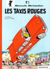 Benoît Brisefer -1b1991- Les Taxis rouges