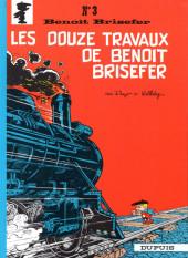 Benoît Brisefer -3b91- Les douze travaux de Benoit Brisefer