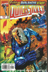 Quicksilver (1997) -9- ...Escape from the savage land!
