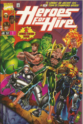 Heroes for Hire (1997) -1- Heroes and villains