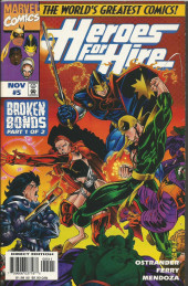 Heroes for Hire (1997) -5- Into the depths!