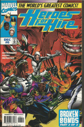 Heroes for Hire (1997) -6- Deviants attack!