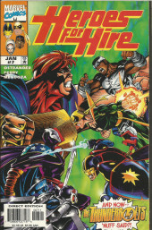 Heroes for Hire (1997) -7- The Thunderbolts take over!