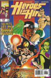 Heroes for Hire (1997) -8- Revelations (Book one)