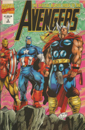 Official Index to the Avengers (The) -3- 1974 à 1978