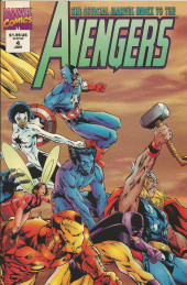 Official Index to the Avengers (The) -4- 1978 à 1983