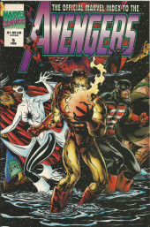 Official Index to the Avengers (The) -5- 1983 à 1987