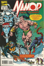 Namor, The Sub-Mariner (Marvel - 1990) -52- The wreck of the endurance part one