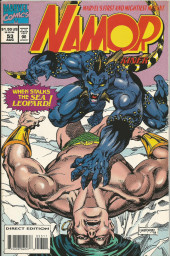 Namor, The Sub-Mariner (Marvel - 1990) -53- The wreck of the endurance part two