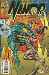 Namor, The Sub-Mariner (Marvel - 1990) -55- The son of Namor part two