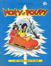 Moky et Poupy -3- Moky et Poupy en route pour le sud