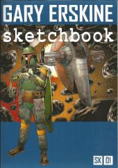 (AUT) Erskine -SK 01- Sketchbook
