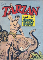 Four Color Comics (Dell - 1942) -134- Tarzan and the Devil Ogre