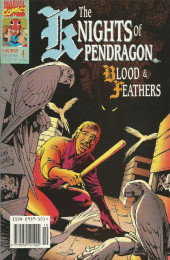 Knights of Pendragon (The) (1990) -4- Blood & Feathers