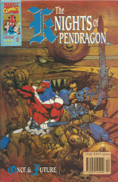 Knights of Pendragon (The) (1990) -6- Once & Future