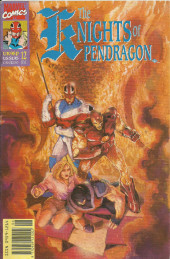 Knights of Pendragon (The) (1990) -12- Here be dragons