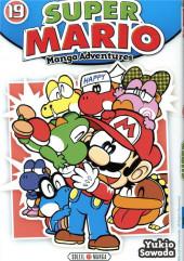 Super Mario - Manga Adventures -19- Tome 19