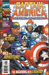 Captain America Sentinel of Liberty (1998) -1- Sentinel of liberty