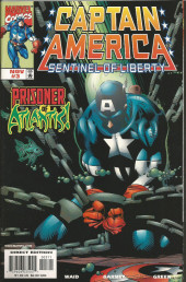 Captain America Sentinel of Liberty (1998) -3- Descent into madness chapter two sins of the mother