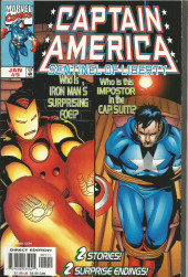 Captain America Sentinel of Liberty (1998) -5- Old soldier