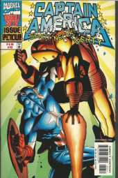 Captain America Sentinel of Liberty (1998) -6- Iron will