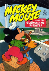 Four Color Comics (Dell - 1942) -141- Mickey Mouse and the Submarine Pirates