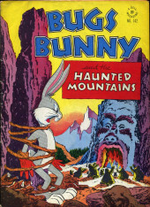 Four Color Comics (Dell - 1942) -142- Bugs Bunny and the Haunted Mountains