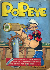 Four Color Comics (Dell - 1942) -145- Popeye