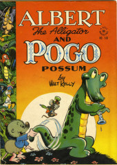 Four Color Comics (Dell - 1942) -148- Albert the Alligator and Pogo Possum