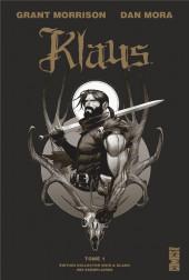 Klaus (Morrison/Mora) -1TL- La véritable histoire du Père Noël
