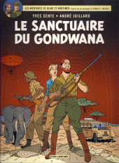 Blake et Mortimer (Les Aventures de) -18b13- Le sanctuaire du Gondwana