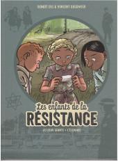 Les enfants de la Résistance -INT2- Les Deux Géants - L'Escalade