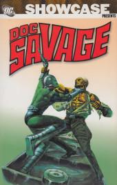 Showcase presents: Doc Savage (2011) -1INT01- Showcase presents: Doc Savage Volume One