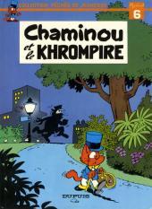 Chaminou -1a- Chaminou et le Khrompire