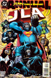 JLA (1997) -AN1999- Gorilla Warfare