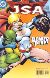 JSA (1999) -39- Power Crush