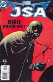 JSA (1999) -40- ...Do No Harm