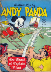 Four Color Comics (Dell - 1942) -154- Andy Panda The Ghost of Captain Kidd