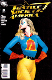 Justice Society of America (2007) -8- Bells & Whistles