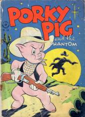 Four Color Comics (Dell - 1942) -156- Porky Pig and the Phantom