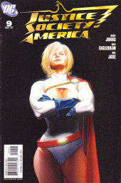 Justice Society of America (2007) -9- Thy Kingdom Come Prologue