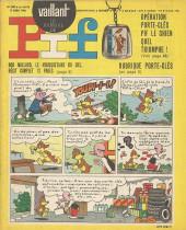 Vaillant (le journal le plus captivant) -1092- Vaillant le journal de Pif