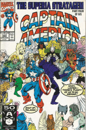 Captain America (Marvel comics - 1968) -390- When women wage war !