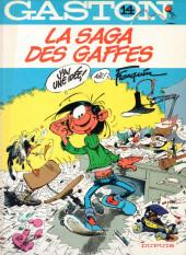 Gaston -14a1986- La saga des gaffes