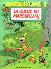 Marsupilami -1b1996- La queue du marsupilami