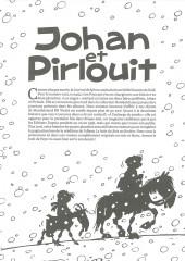 Johan et Pirlouit -HS02- Les anges / A l'auberge du pendu